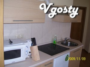 One bedroom apartment in the center of the city of Odessa with a panor - Apartments for daily rent from owners - Vgosty