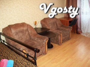 Very comfortable apartment in the heart of the city, - Apartments for daily rent from owners - Vgosty