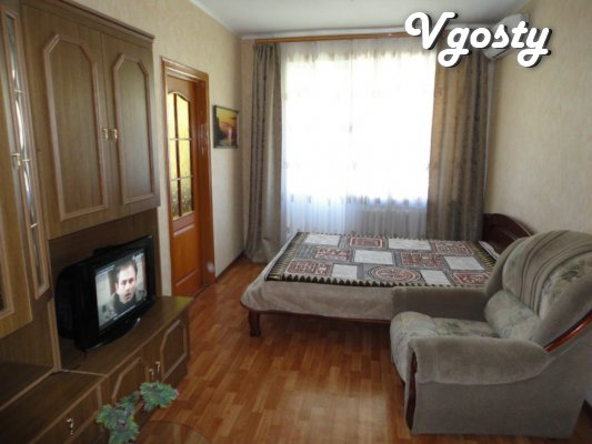 Rent daily OWN 2-bedroom apartment on the street. Gogol -26 - Apartments for daily rent from owners - Vgosty