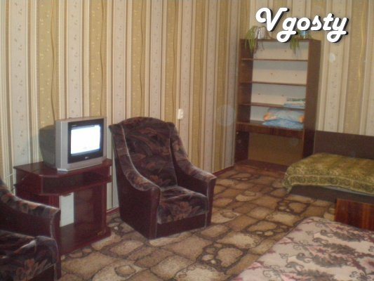 SHORT Enerhodar 1-for. - Apartments for daily rent from owners - Vgosty