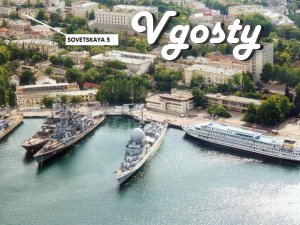 Квартира з прекрасним видом в центрі Севастополя - Квартири подобово без посередників - Vgosty