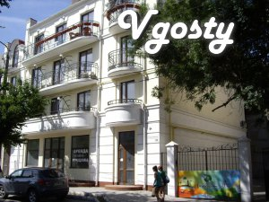 Center of Sevastopol. Suite in new home - Apartments for daily rent from owners - Vgosty