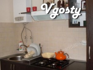 Apartment with everything you need to stay ... - Apartments for daily rent from owners - Vgosty
