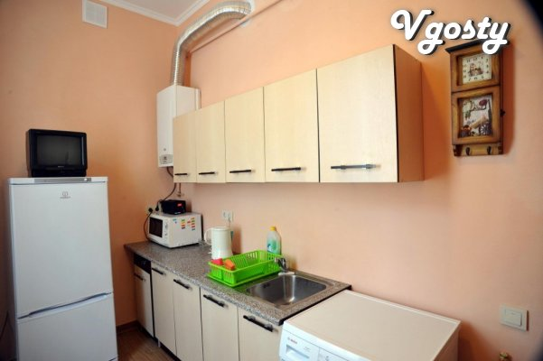 Rooms for rent in 3 bedroom apartment in the heart of the city. - Apartments for daily rent from owners - Vgosty