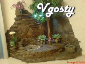 Rent 2 rooms. SUITE with a fountain and kaminom.SVOBODNA S1.06 DO5.08  - Apartments for daily rent from owners - Vgosty