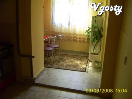 Rent 1-bedroom apartment in Beregovo poolside. - Apartments for daily rent from owners - Vgosty