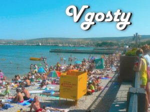 inexpensive and a great vacation in the Crimea, Feodosia by the sea wi - Apartments for daily rent from owners - Vgosty