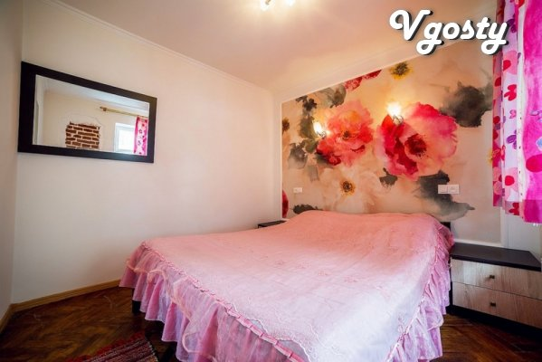 Cozy 1-room. square in the city center will Sq. Market - Apartments for daily rent from owners - Vgosty