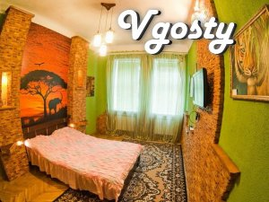 Romantic 1 bedroom apartment for two with WiFi - Apartments for daily rent from owners - Vgosty
