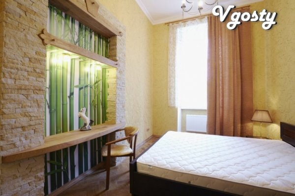 Cozy 2-bedroom. square near the square. Market with WiFi - Apartments for daily rent from owners - Vgosty