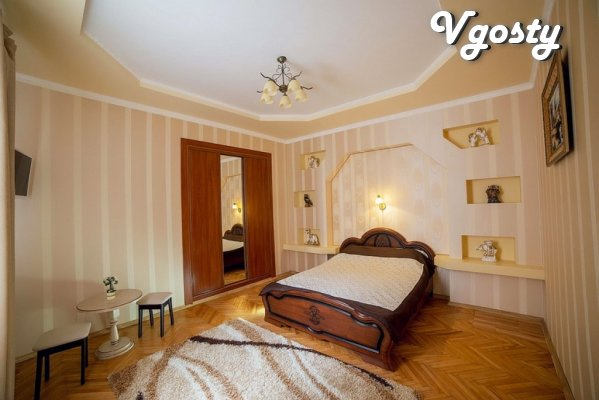 Cozy 1 kom.kv in the city center - Apartments for daily rent from owners - Vgosty
