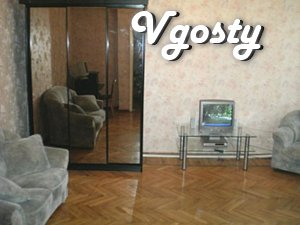 Location: Seaside Promenade, close to the famous - Apartments for daily rent from owners - Vgosty