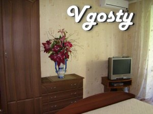 Квартира 5/5, загальна площа 60 кв. м, спец проект, кімнати - Квартири подобово без посередників - Vgosty