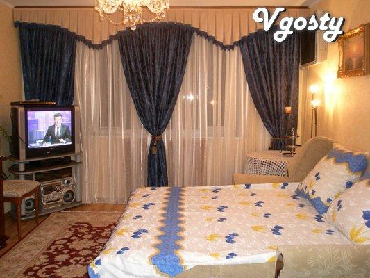 Однокімнатна люкс недалеко від моря в тихому районі - Квартири подобово без посередників - Vgosty