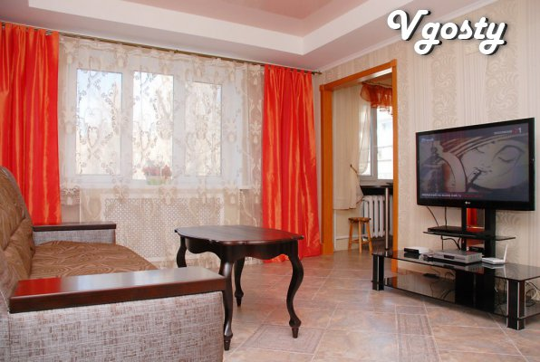 Luxury 3-bedroom apartment in a quiet center of Kiev - Apartments for daily rent from owners - Vgosty
