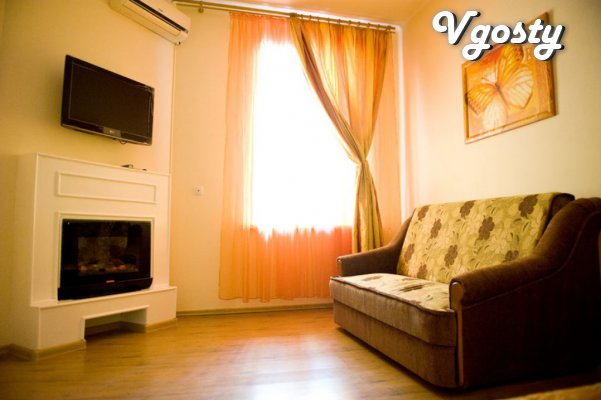Comfortable apartment in the heart of the city! - Apartments for daily rent from owners - Vgosty