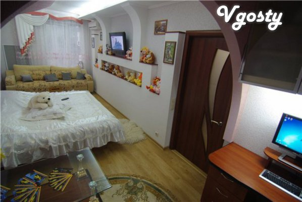 I rent a better apartment in Alushta inexpensive! - Apartments for daily rent from owners - Vgosty
