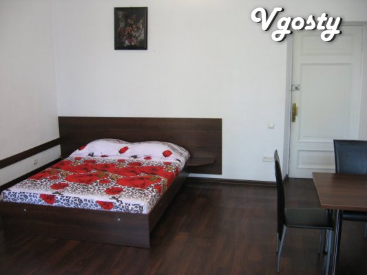 """Studio near Yalta quay (hotel district """"Oreanda"""") from the o - Apartments for daily rent from owners - Vgosty"""