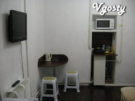 """Cozy 1-room. apartment on the waterfront (hotel district """"Oreanda - Apartments for daily rent from owners - Vgosty"""