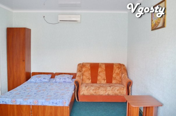 Rest in Berdyansk 'At Irina' - Apartments for daily rent from owners - Vgosty