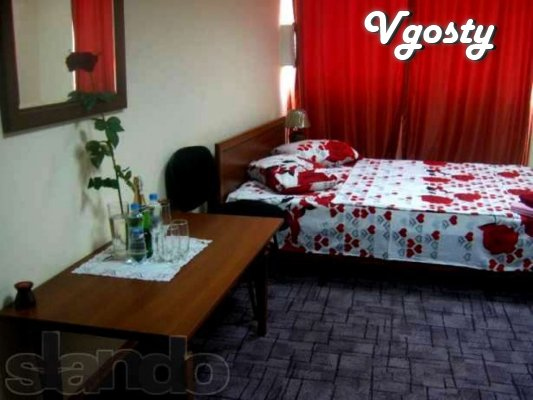 Rooms in a comfortable mini-hotel on Demiivka - Apartments for daily rent from owners - Vgosty