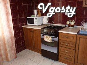 Затишна 1-кімнатна квартира в самому центрі міста - Квартири подобово без посередників - Vgosty