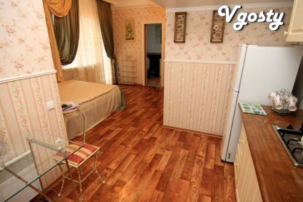 studio in the city center, Gorsad - Apartments for daily rent from owners - Vgosty