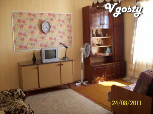 rent an apartment inexpensively with sea view - Apartments for daily rent from owners - Vgosty