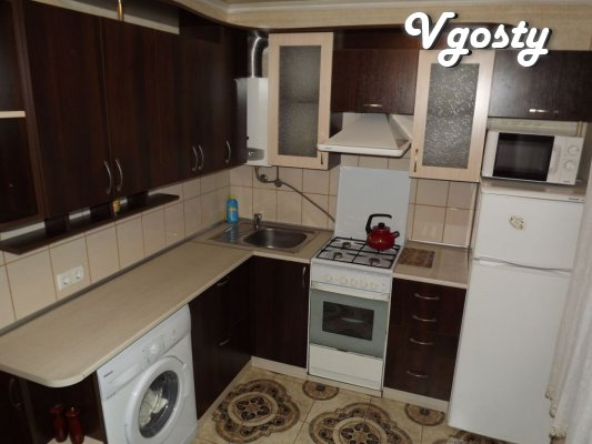 Rent a cozy, equipped apartment in the center of Kamenetz-Podolsk - Apartments for daily rent from owners - Vgosty