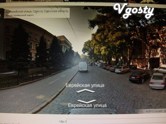 Rent 2 kom.kv.tsentr from owners, daily, monthly - Apartments for daily rent from owners - Vgosty