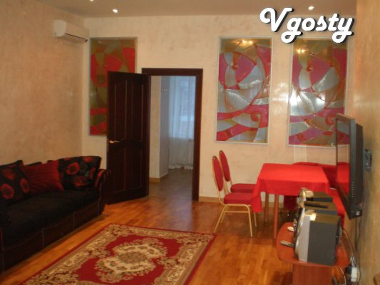 Brand new day, district Yur.akademii, Arcadia. - Apartments for daily rent from owners - Vgosty