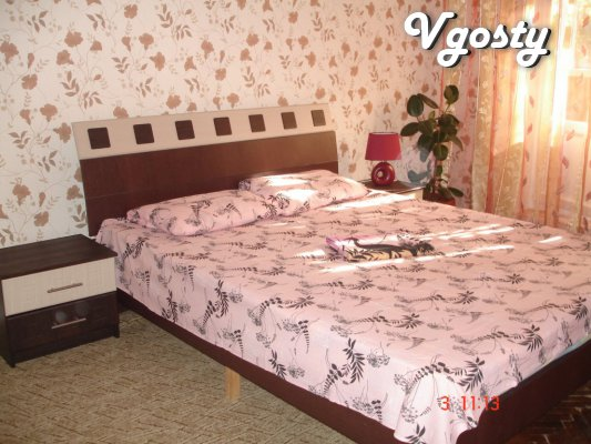 Its 1k. renovated, with furniture, fixtures, internet, etc. - Apartments for daily rent from owners - Vgosty