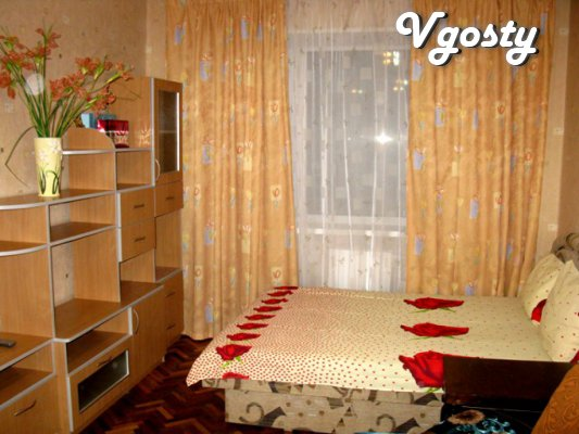 APARTMENT, hourly, daily m.POLITEHNIChESKY INSTITUTE (ul.Yarmoly B) - Apartments for daily rent from owners - Vgosty