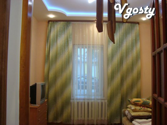 Rent a comfortable, cozy apartment in the park area. - Apartments for daily rent from owners - Vgosty