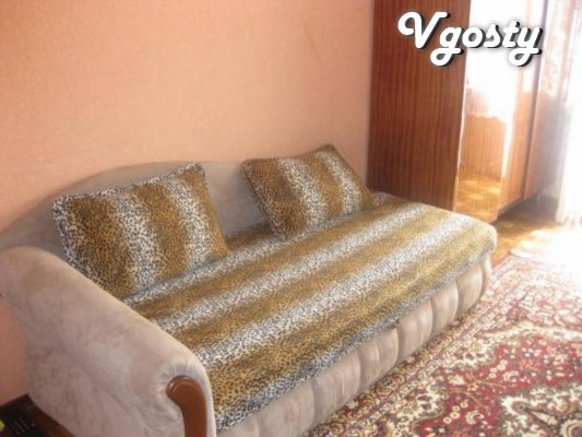 Rent one resting his 1-kom.kvartiruu in Odessa, 250grn/sut - Apartments for daily rent from owners - Vgosty