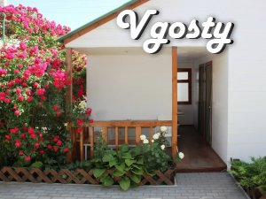 Turn-key rooms in a private cottage in the center - Apartments for daily rent from owners - Vgosty