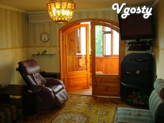 A cozy three-bedroom apartment on Fountain 6 tablespoons 5-7 minutes f - Apartments for daily rent from owners - Vgosty
