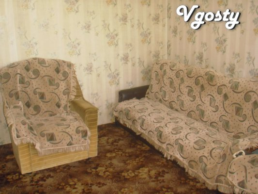 Rest in Feodosia. not expensive Rent, 1 room - Apartments for daily rent from owners - Vgosty