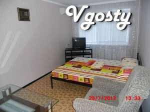 studio apartment renovated. - Apartments for daily rent from owners - Vgosty