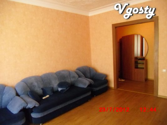 Rent an apartment g Makeevka daily, hourly, night - Apartments for daily rent from owners - Vgosty