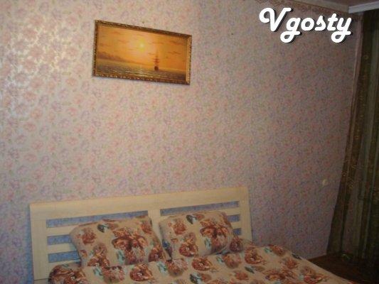Здається в центрі м Макіївки погодинно, ніч, доба - Квартири подобово без посередників - Vgosty
