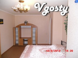 Rent in Makeyevka night, hours, days - Apartments for daily rent from owners - Vgosty