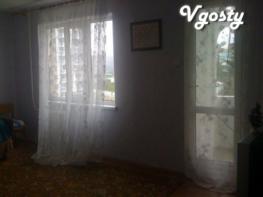 Daily rent apartments in Alushta - Apartments for daily rent from owners - Vgosty