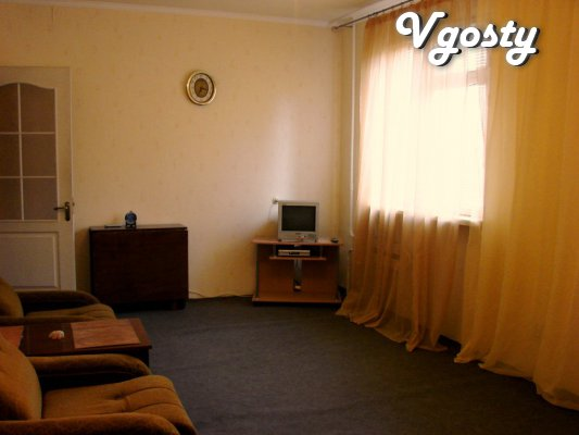 Apartment 2-bedroom apartment near the metro Heroes of Labor - Apartments for daily rent from owners - Vgosty