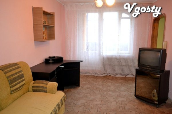Rent your own apartment in the central area, Wi-Fi - Apartments for daily rent from owners - Vgosty
