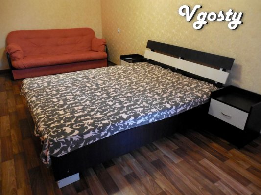 Daily first comfortable apartment in 5 minutes from the center - Apartments for daily rent from owners - Vgosty