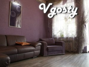 2nd Luxury apartment in the city center - Apartments for daily rent from owners - Vgosty