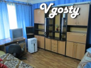 Rent apartments 1-com. apartment. District Tank. - Apartments for daily rent from owners - Vgosty