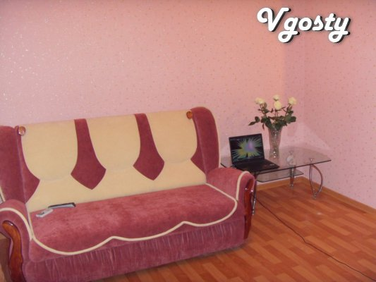 Flat for rent in Yalta - Apartments for daily rent from owners - Vgosty