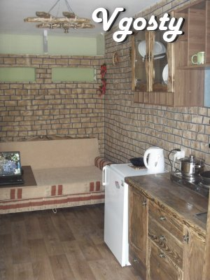 Rent one year old house in the center of Yalta - Apartments for daily rent from owners - Vgosty